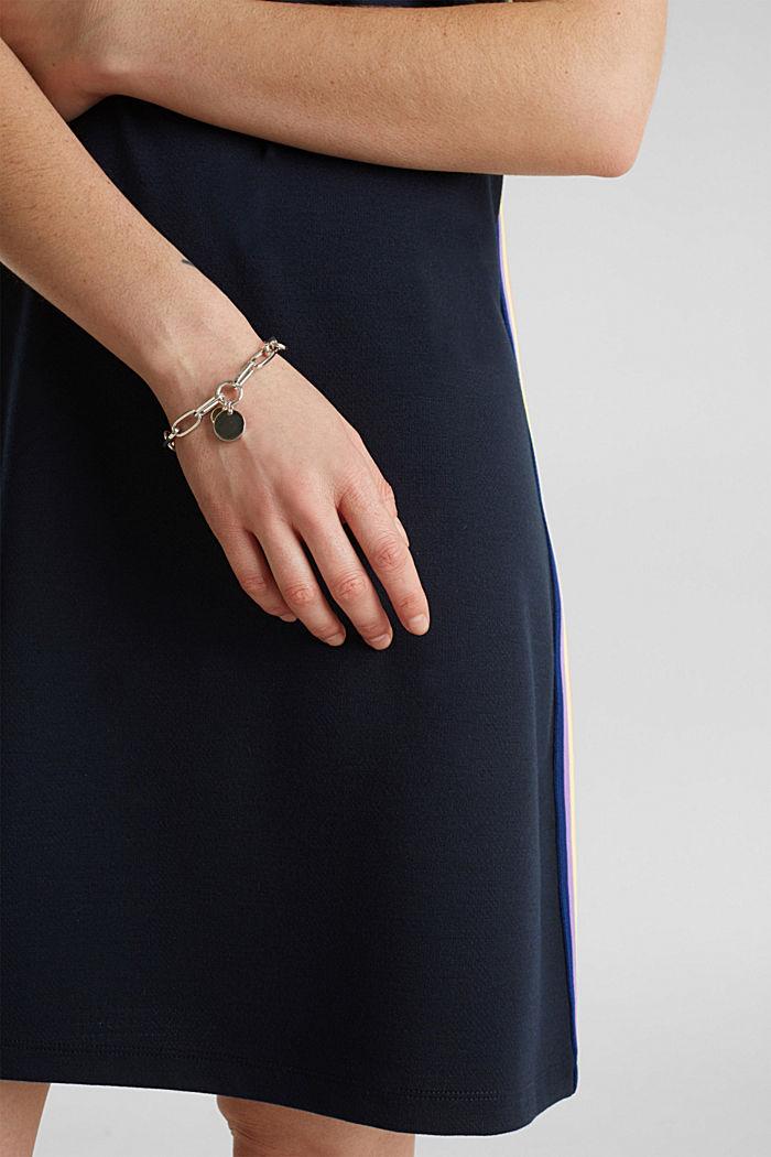 Metal bracelet, SILVER, detail image number 2