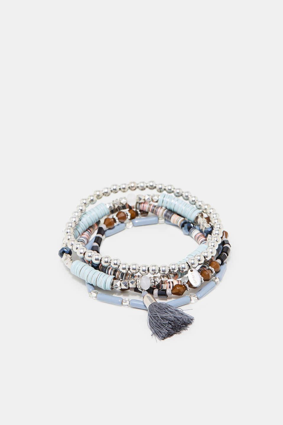 esprit set de bracelets de perles lastiques acheter sur la boutique en ligne. Black Bedroom Furniture Sets. Home Design Ideas