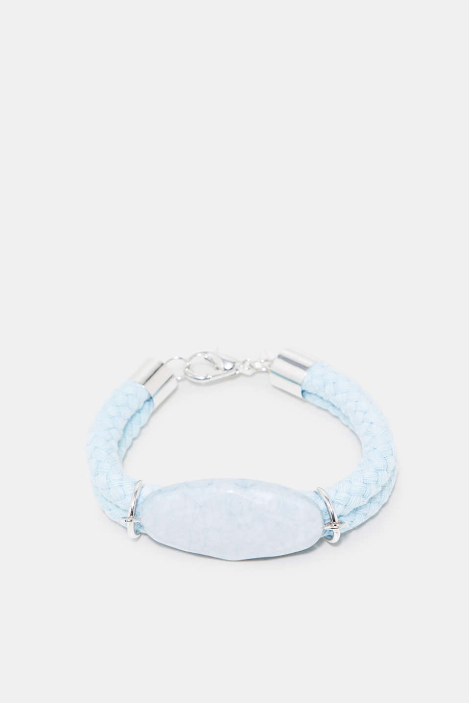 Esprit - Bracelet with a marbled gemstone