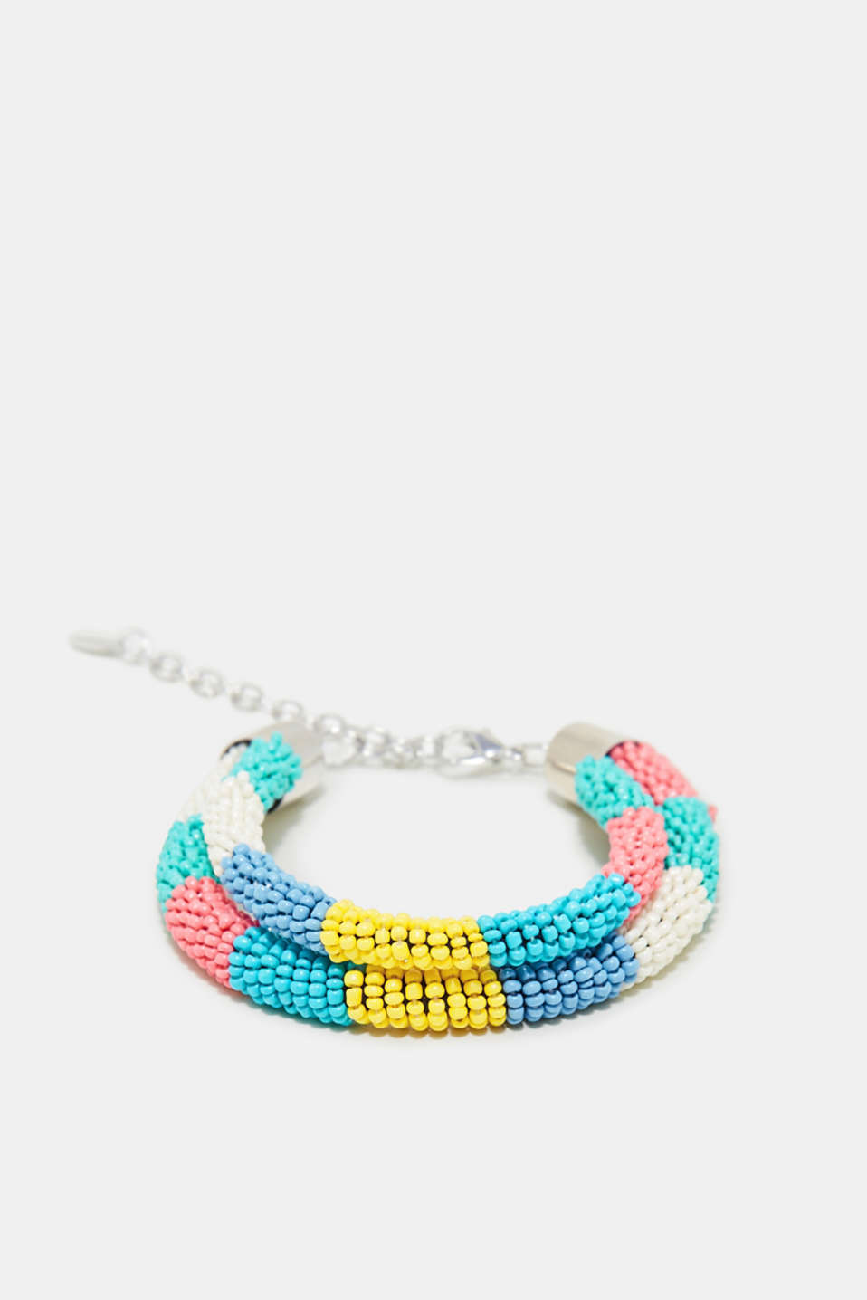 Esprit - Double-strand bracelet with colourful beads