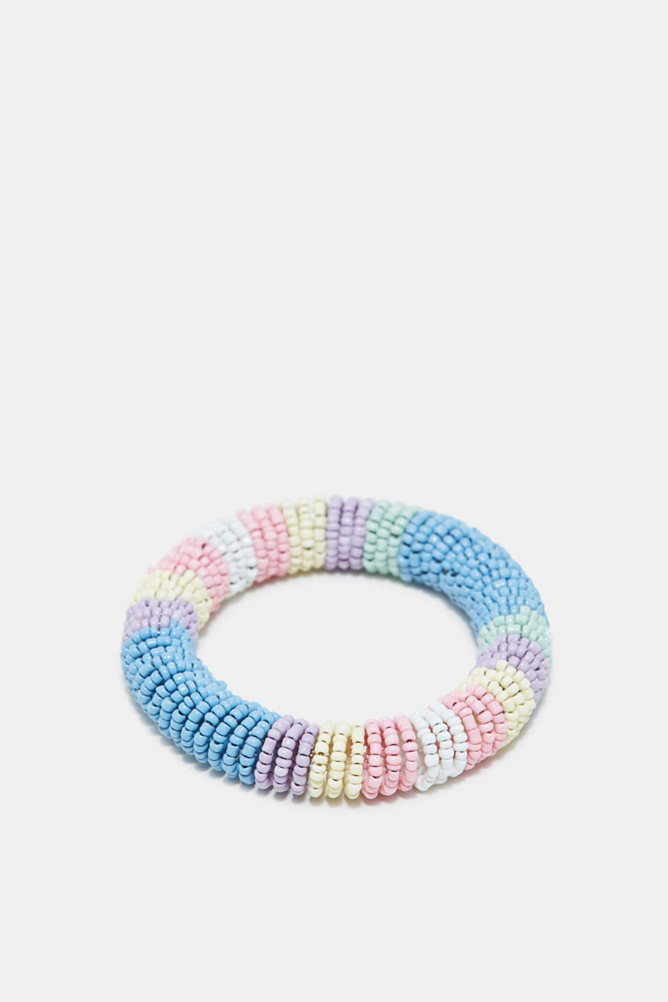 Esprit - Elastic bracelet with colourful bead