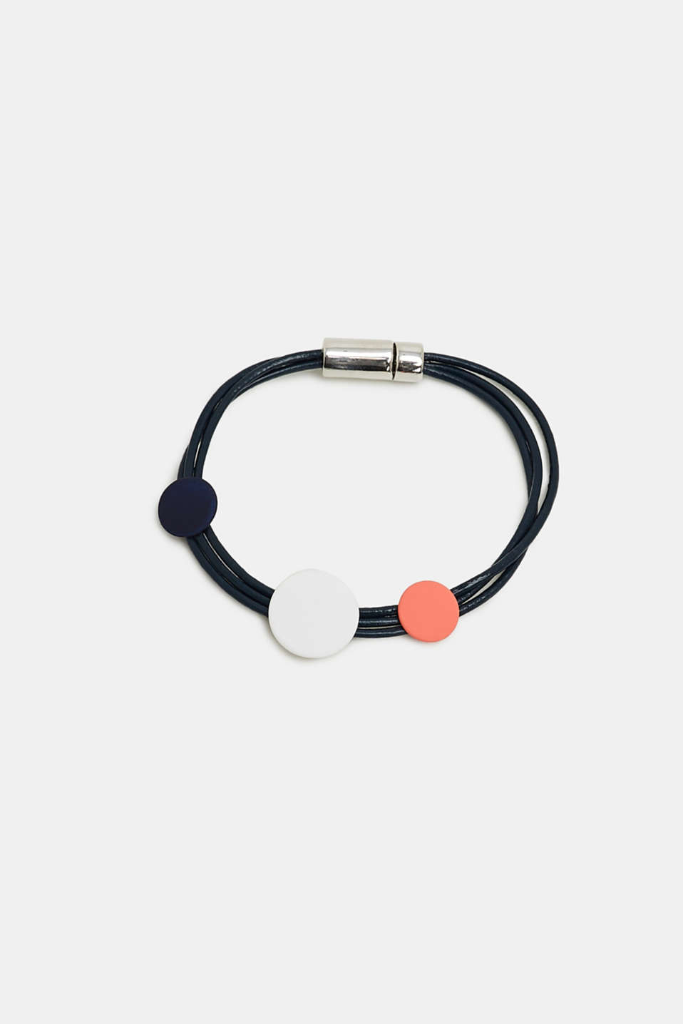Esprit - Bracelet with colourful pendants