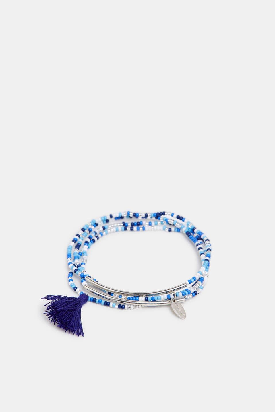 Set of bracelets, BLUE, detail image number 0