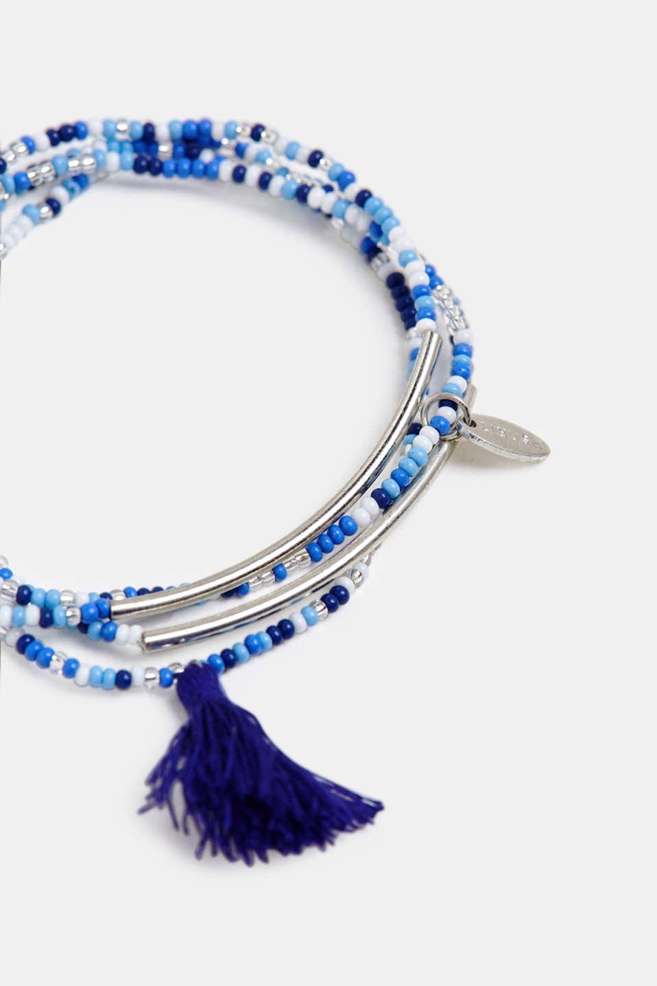 Set of bracelets, BLUE, detail image number 1