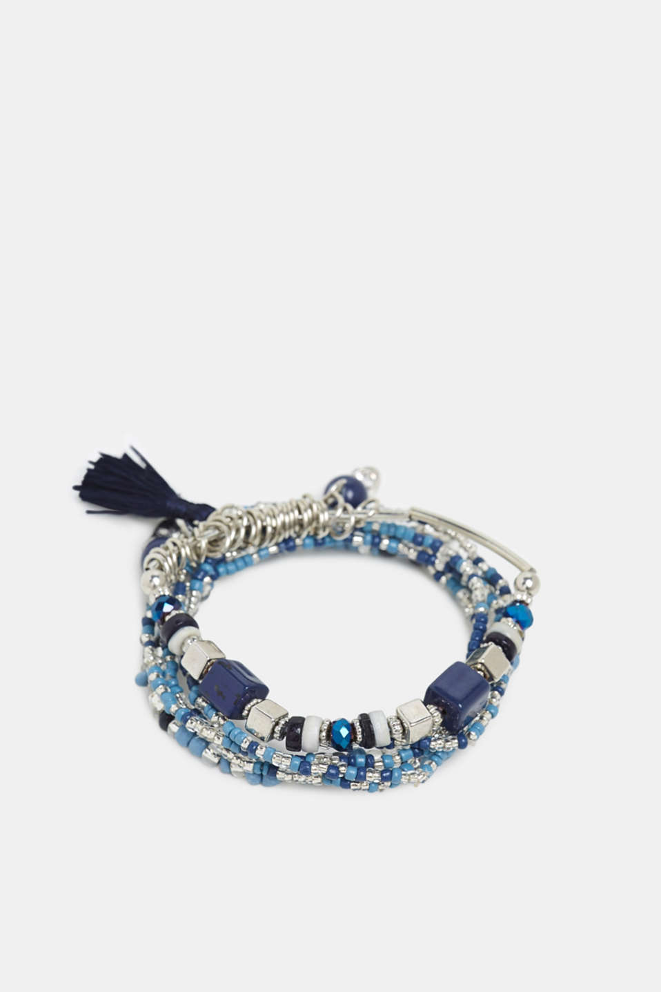 Esprit - Elasticated pearl bracelet