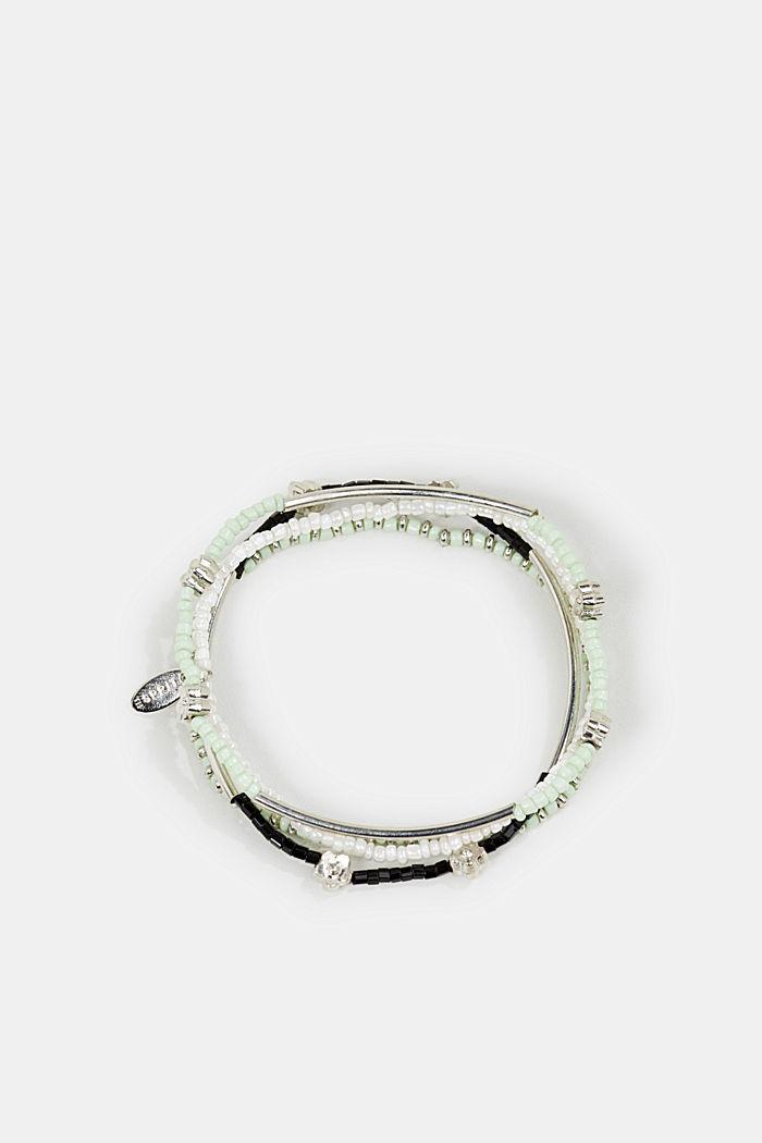 Set of bracelets, GREEN, detail image number 0