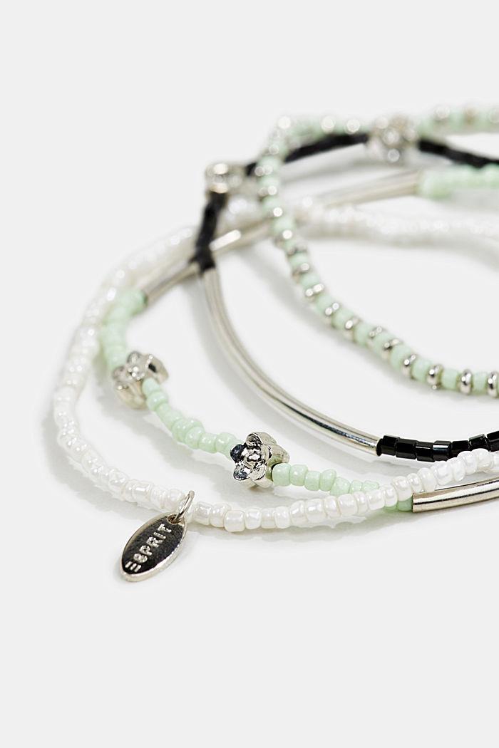 Set of bracelets, GREEN, detail image number 1