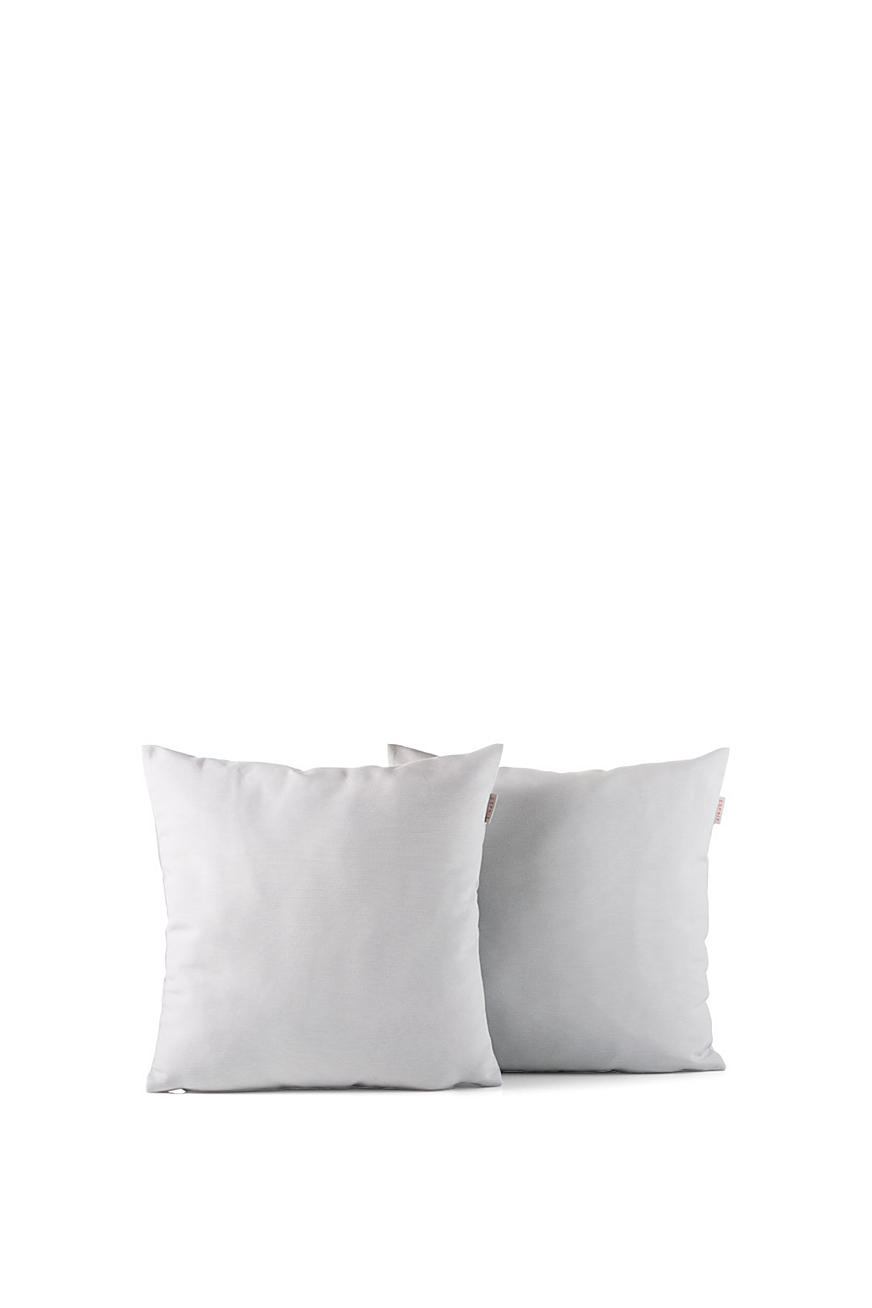 Double pack of pillowcases, blended cotton
