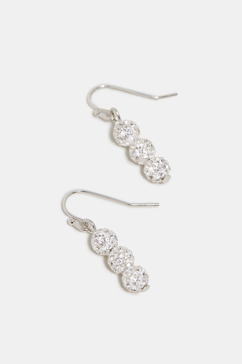Esprit - Boucles d´oreilles à diamants scintillants
