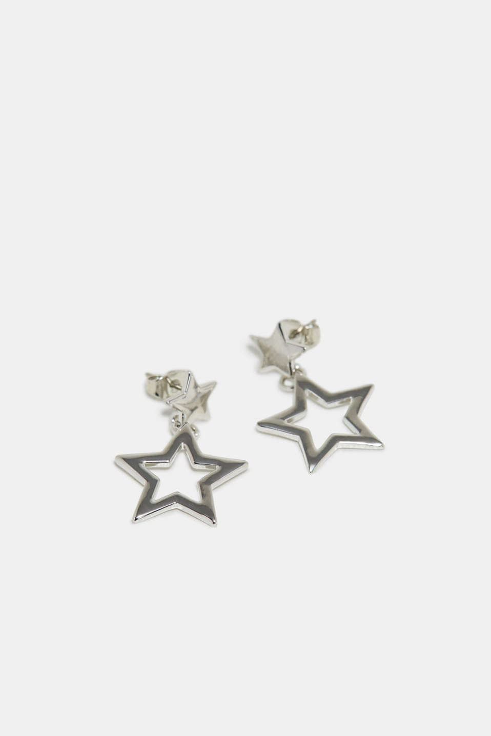 Esprit - Earrings with stars