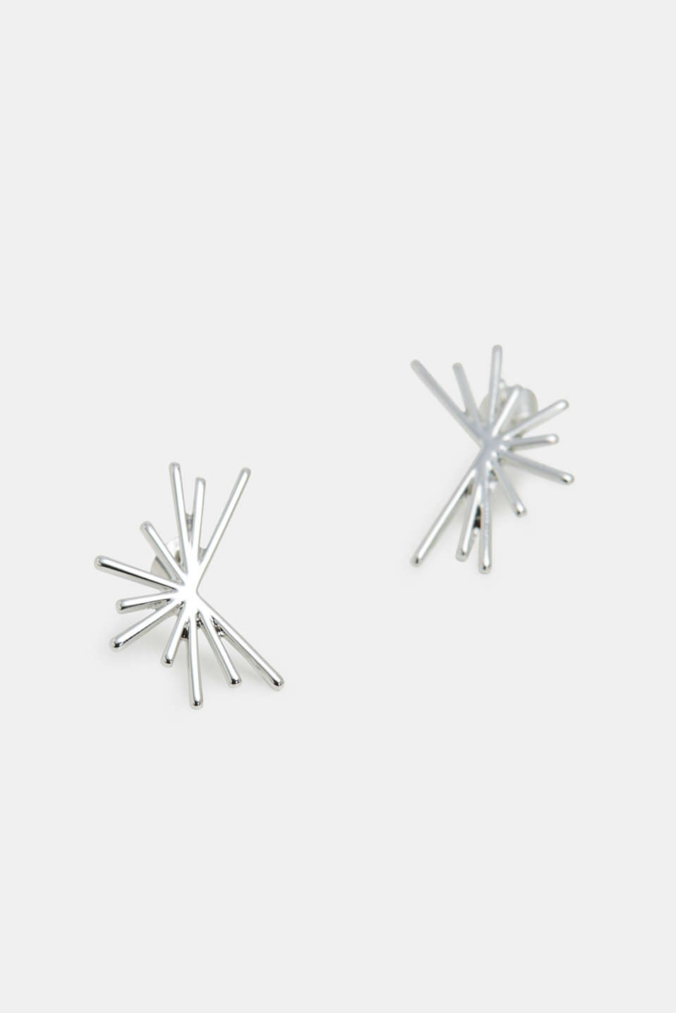 Esprit - Metal stud earrings in a star design