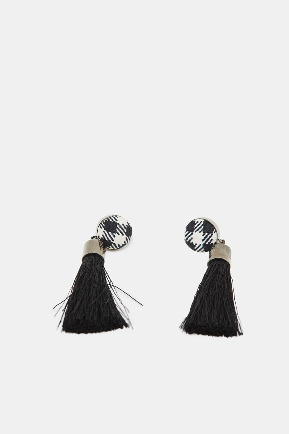 Esprit - Stud earrings with tassels
