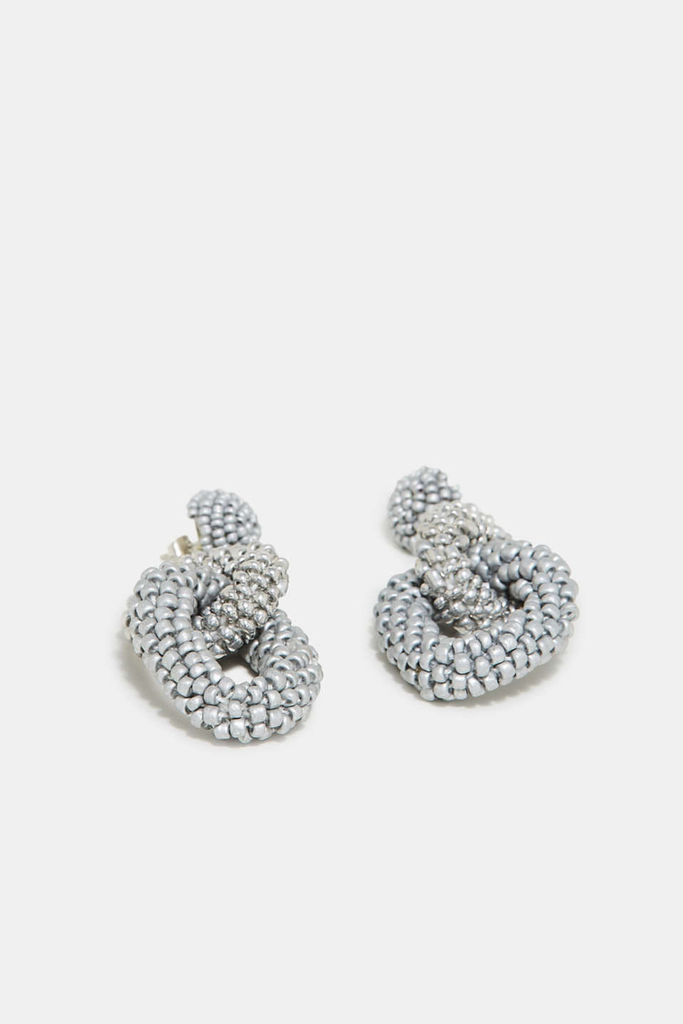 Esprit - Bead trim earrings