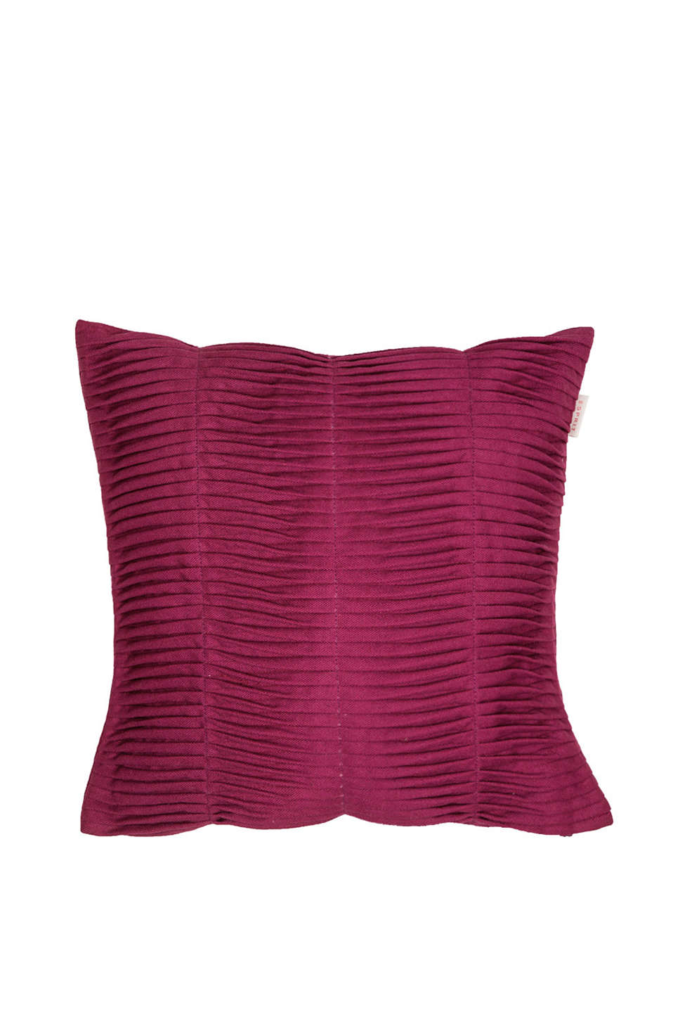 Esprit - Cushion cover with pleated front