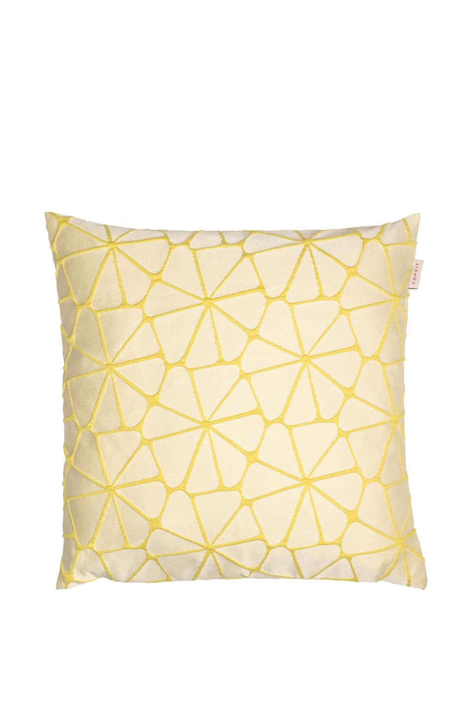 esprit housse de coussin motif graphique tiss acheter sur la boutique en ligne. Black Bedroom Furniture Sets. Home Design Ideas