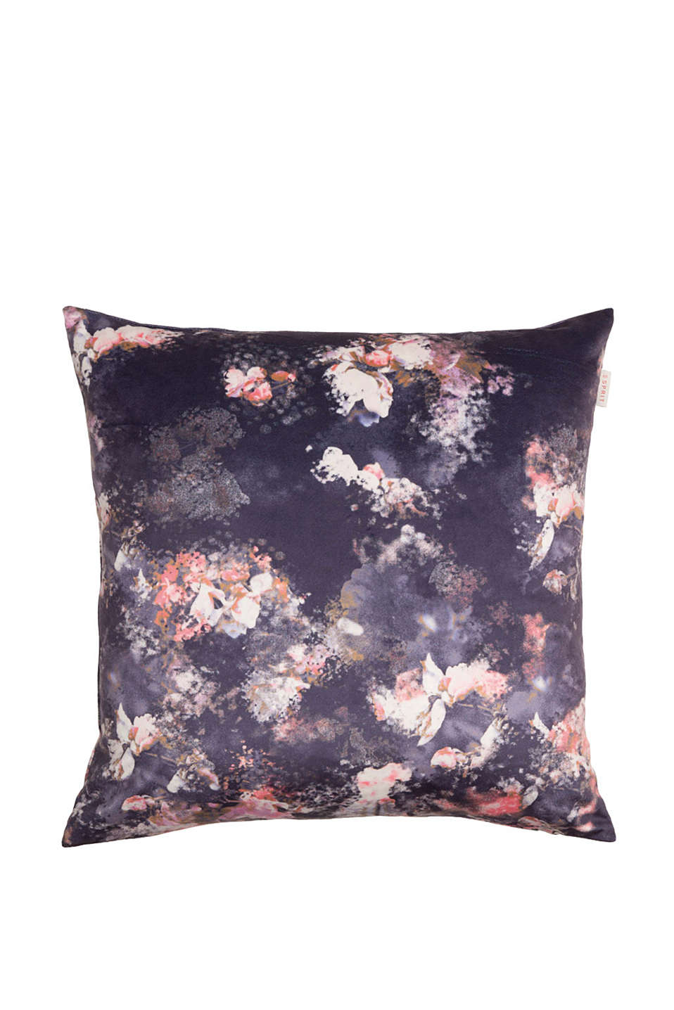 Esprit - Printed velvet cushion cover