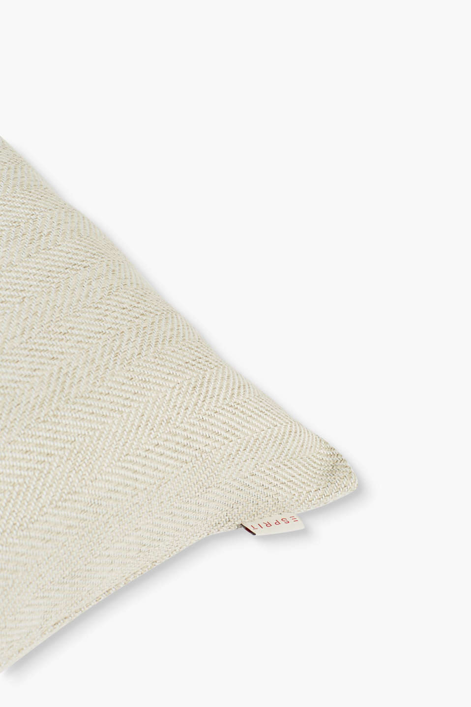 Baia woven cushion cover, NATURE, detail image number 1