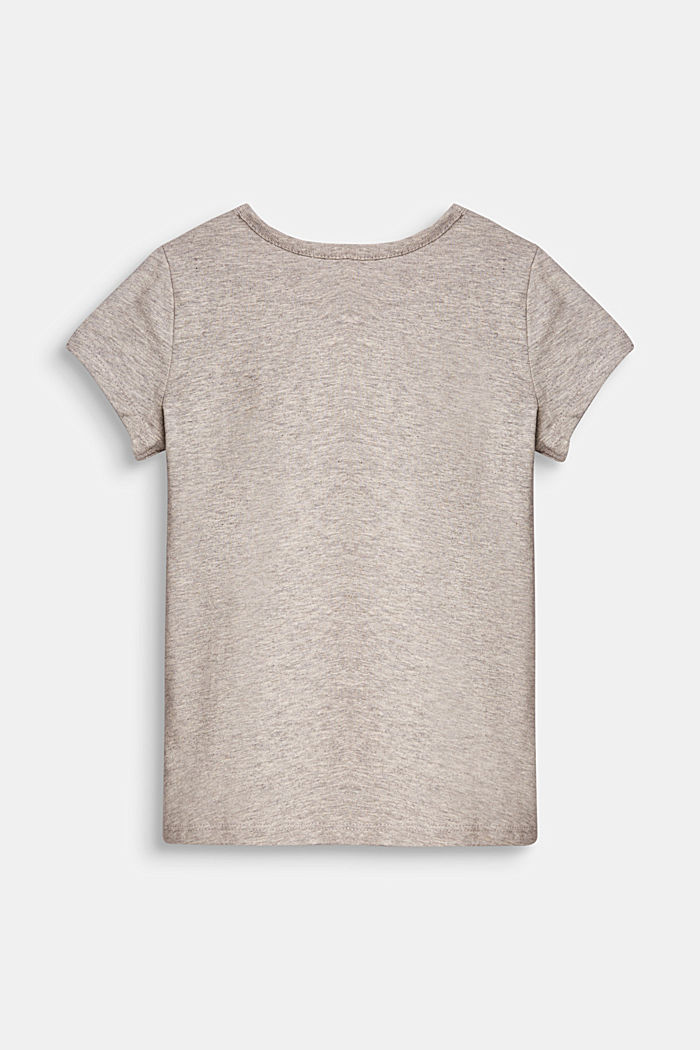 Recycled: 100% cotton T-shirt