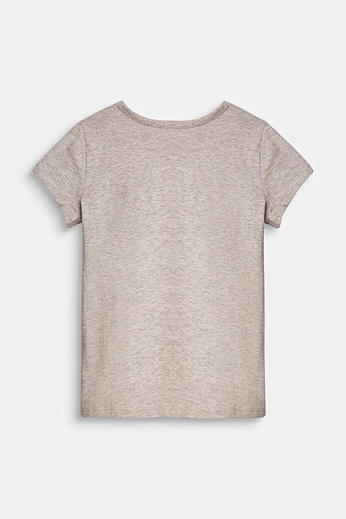 Recycelt: T-Shirt aus 100% Baumwolle