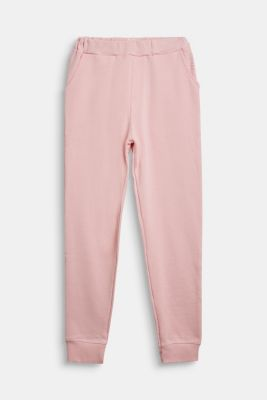 Pants knitted, LIGHT PINK, detail