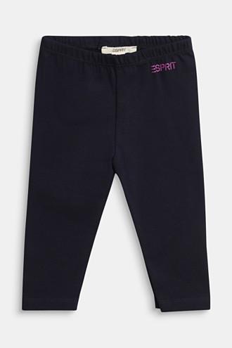 Basic leggings, organic cotton