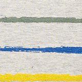 Striped long sleeve top, organic cotton, MEDIUM GREY 4, swatch