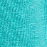 Longsleeve mit Print, 100% Baumwolle, TEAL GREEN, swatch
