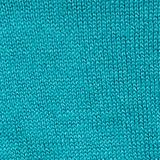 Basic cardigan in 100% cotton, DARK TEAL GREEN, swatch