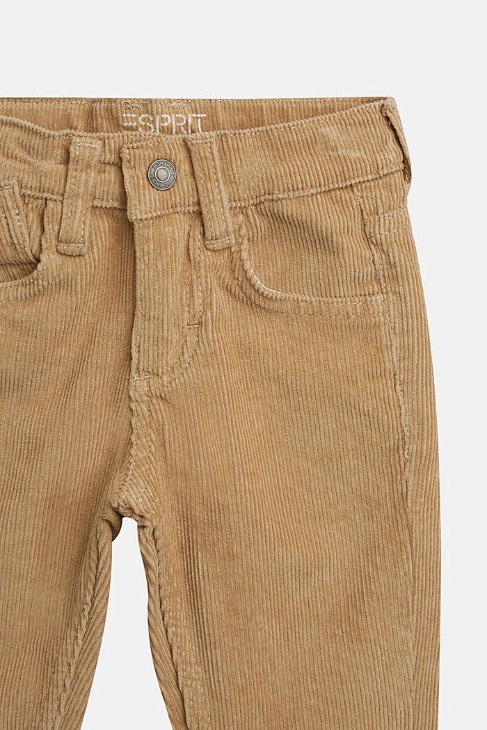Trousers, BEIGE, detail image number 1