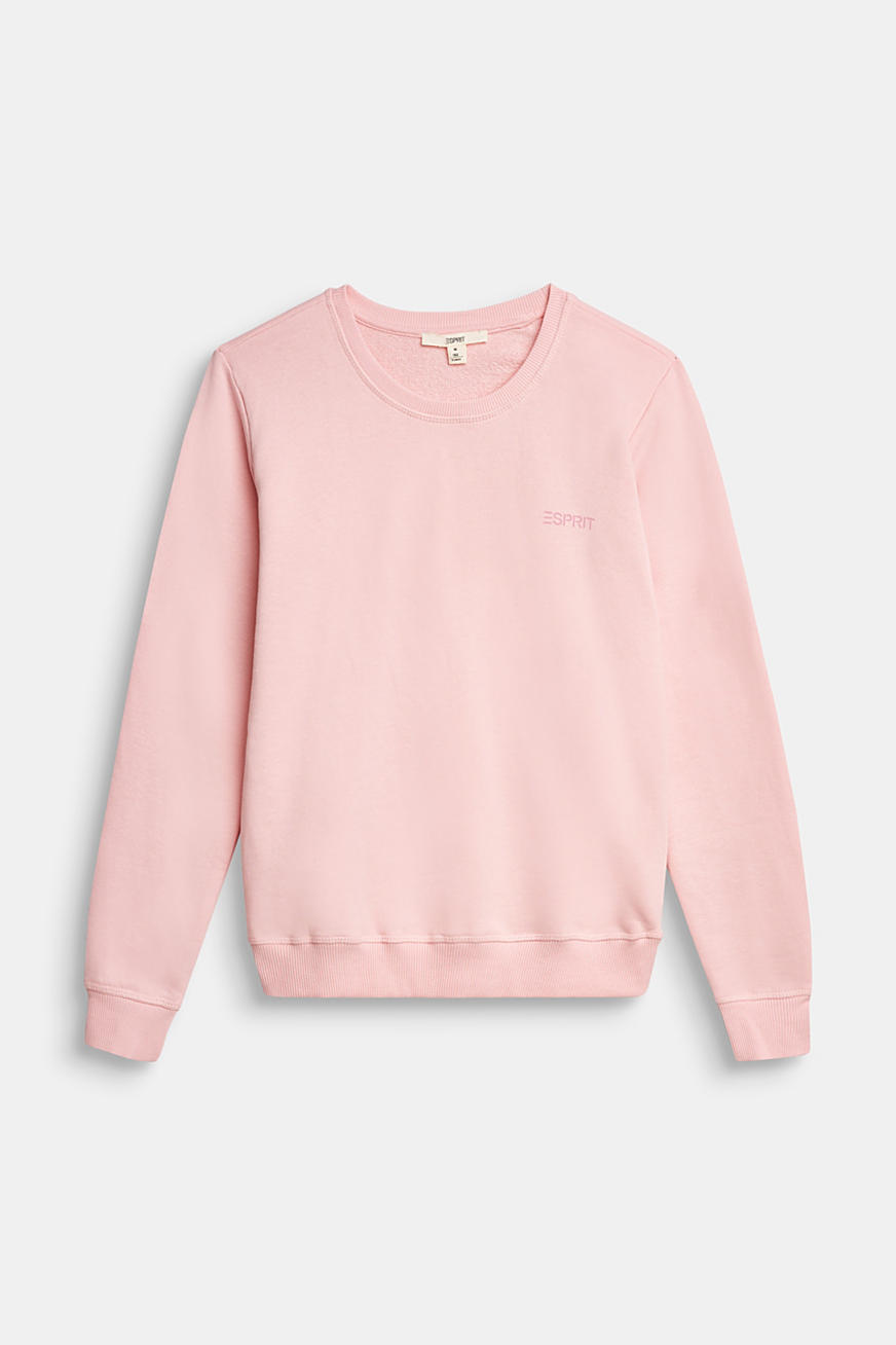 Sweatshirt in 100% cotton