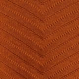 Crewneck jumper with texture, RUST BROWN, swatch