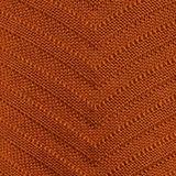 Rundhals-Pullover mit Struktur, RUST BROWN, swatch
