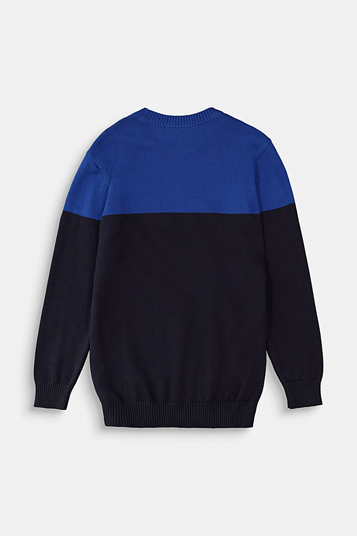 100% cotton jumper
