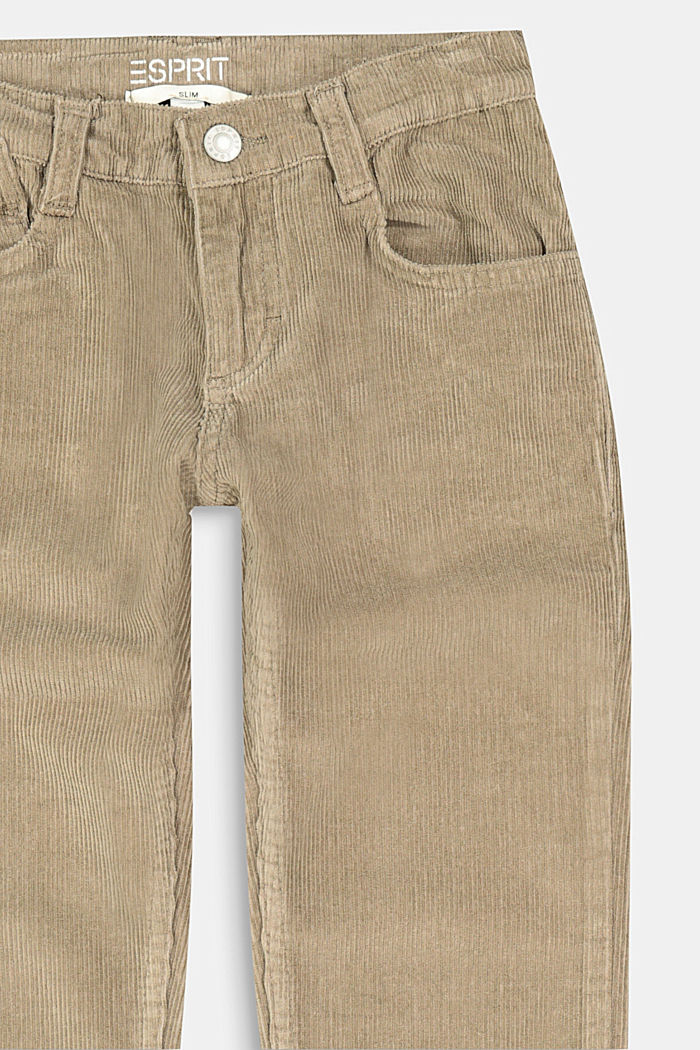 Trousers, TAUPE, detail image number 2