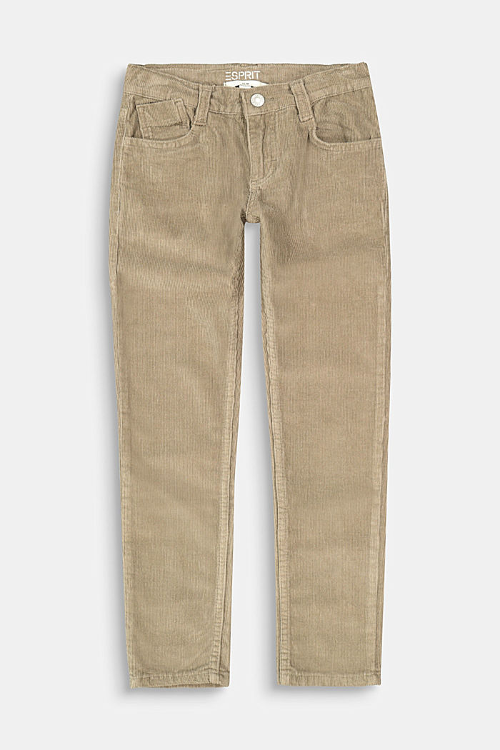 Trousers, TAUPE, detail image number 0
