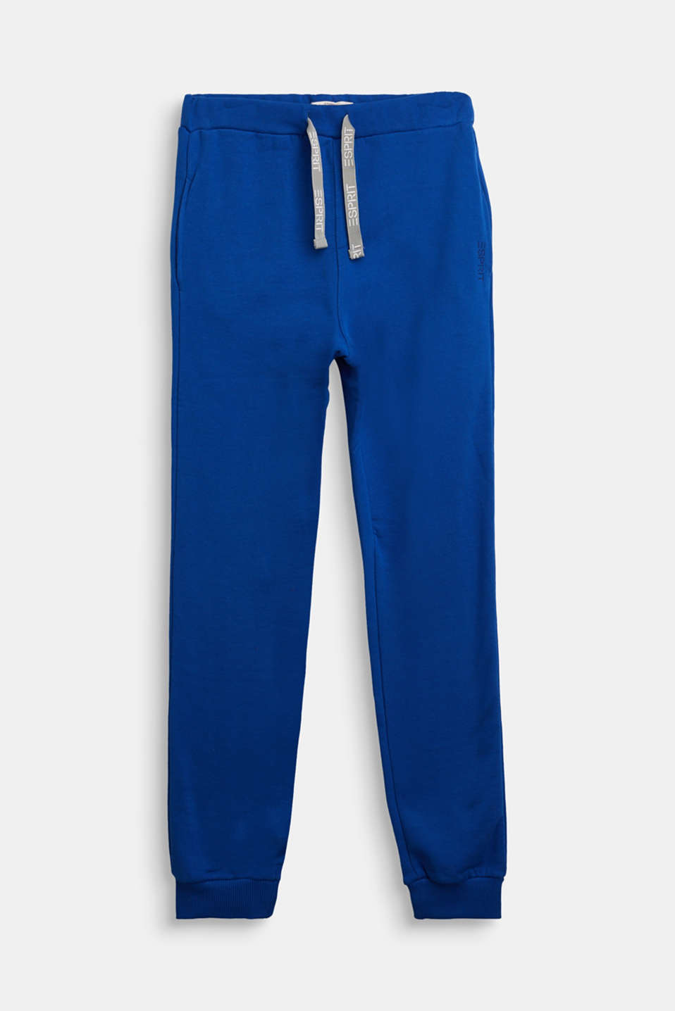 Esprit - Sweat-Pants aus 100% Baumwolle