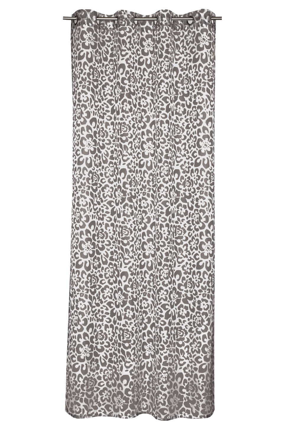 Esprit - Digitally printed Lia eyelet curtain in voile