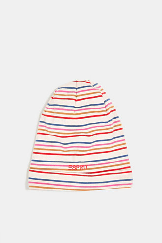 Hat with organic cotton