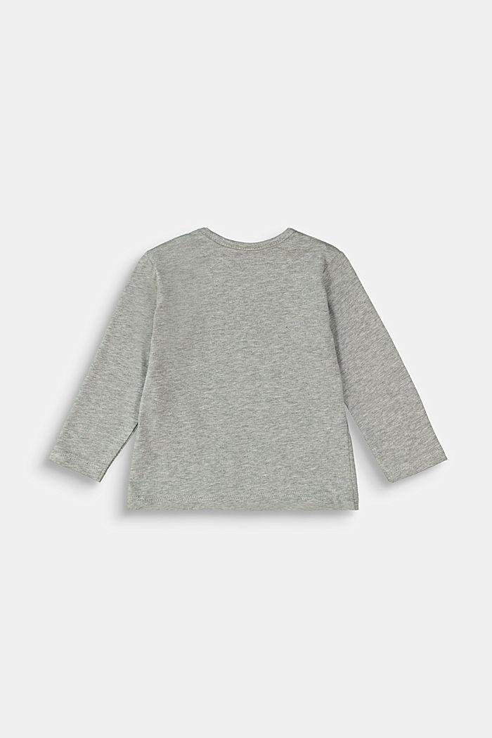 T-Shirts, DARK GREY, detail image number 1