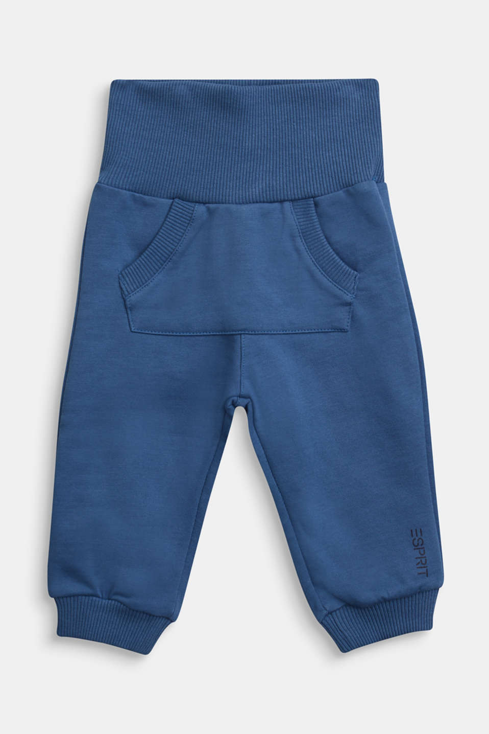 Esprit - Tracksuit bottoms in 100% organic cotton
