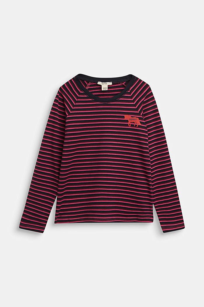 Fashion T-Shirt, NAVY, detail image number 0