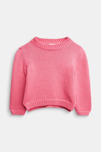 Cotton blend jumper