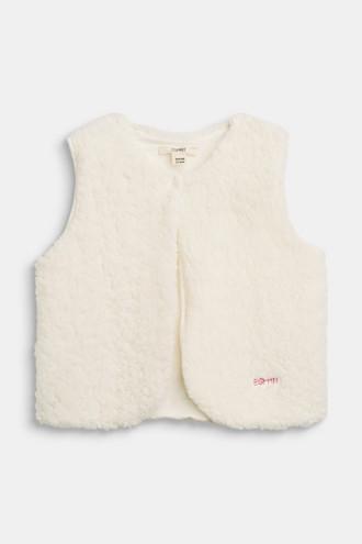 Vests indoor woven