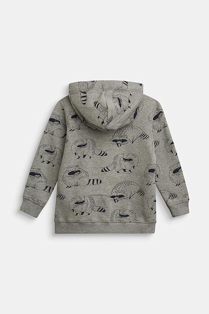 Fashion Cardigan, DARK GREY, detail image number 1