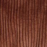 Gewatteerd jack van corduroy, DARK BROWN, swatch