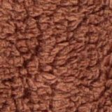 Kuscheliger Webfell-Mantel, DARK BROWN, swatch
