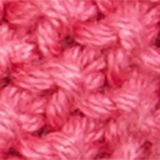 Strickschal mit Struktur-Optik, PINK, swatch