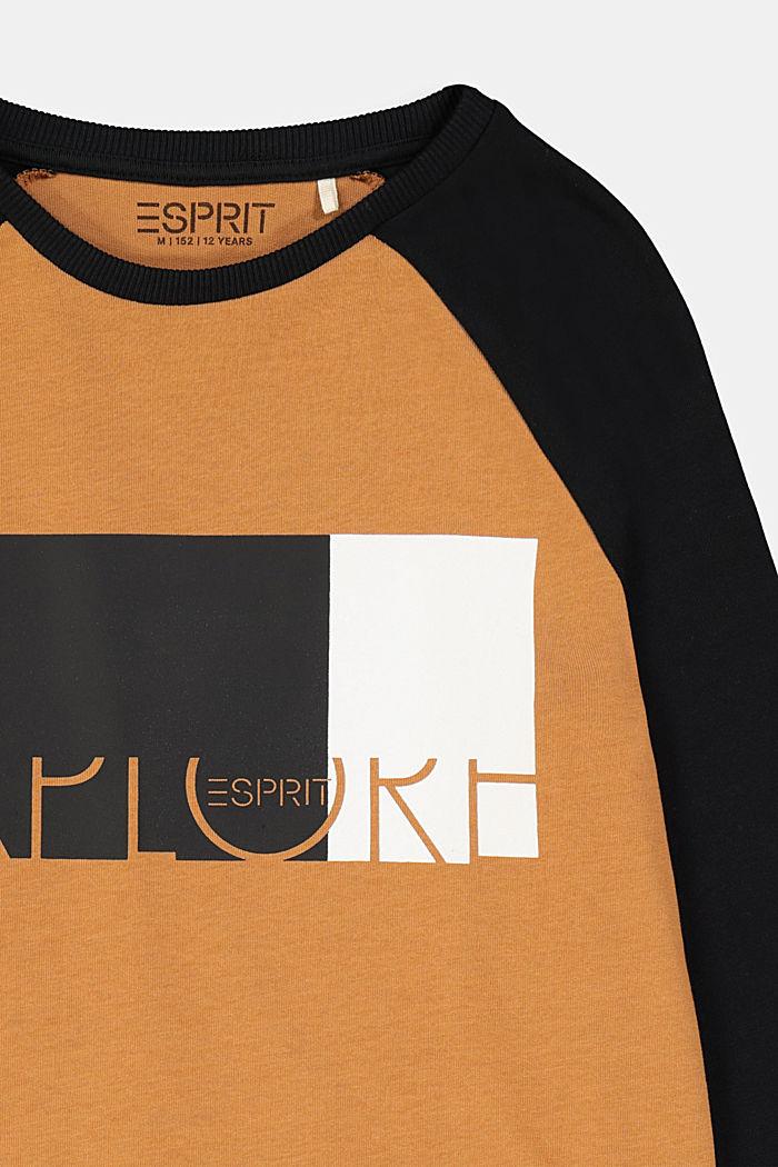 T-Shirts, CAMEL, detail image number 2