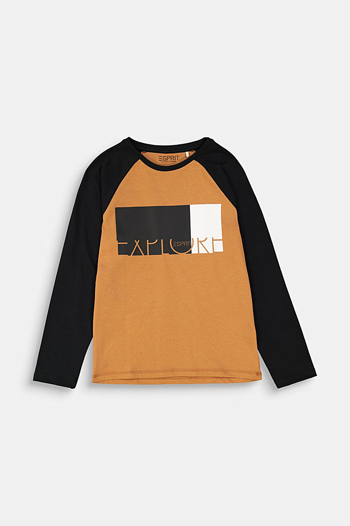 T-Shirts, CAMEL, detail image number 0