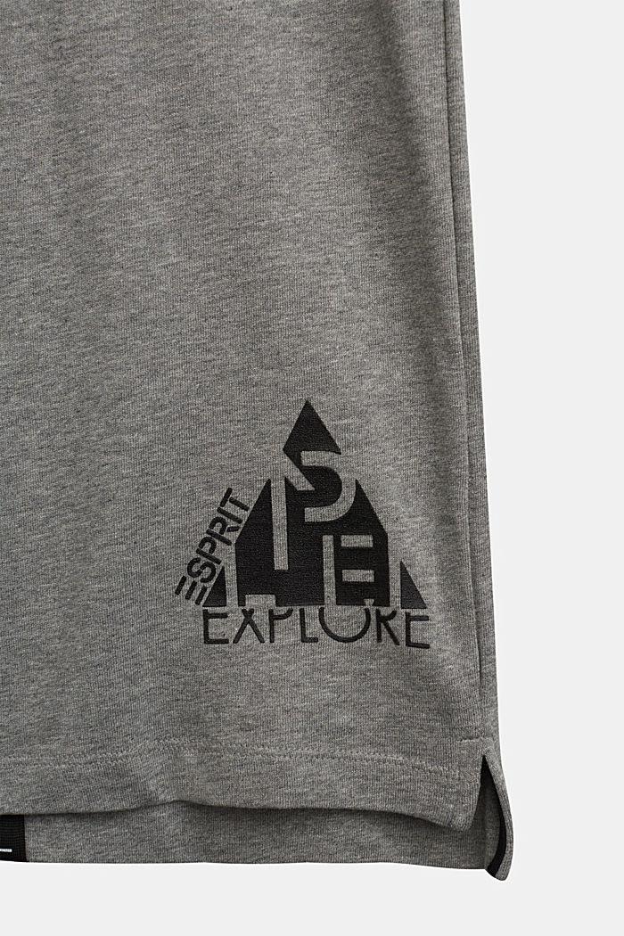 100% cotton T-shirt, DARK GREY, detail image number 2